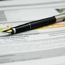 UBEZPIECZENIE OC - pisemne oświadczenia o zawarciu umów ubezpieczenia OC